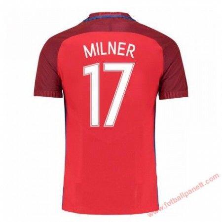England 2016 James Milner 17 Bortedrakt Kortermet.  http://www.fotballpanett.com/england-2016-james-milner-17-bortedrakt-kortermet-1.  #fotballdrakter