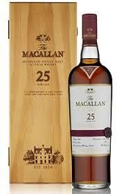 Bottleshop.co.za  - Macallan Sherry Oak 25 Year Old Whisky, R9,999.00 (http://www.bottleshop.co.za/macallan-sherry-oak-25-year-old-whisky/)