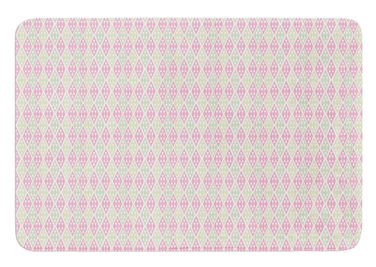 Woven Wrap by Julie Hamilton Bath Mat