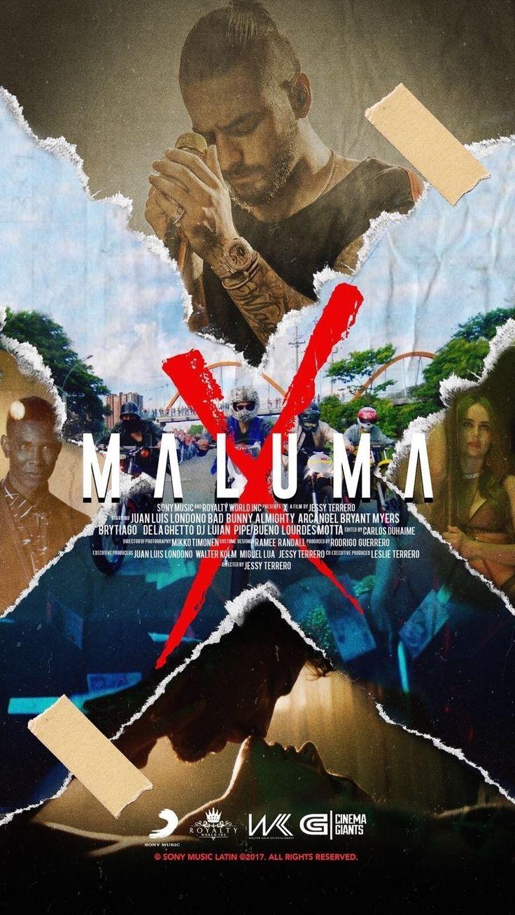 Maluma estrena el cortometraje 'X' junto a tres nuevas canciones