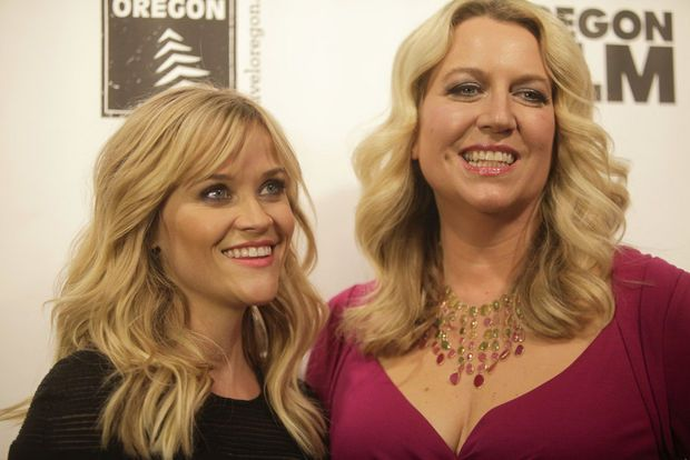 Reese Witherspoon and Cheryl Strayed.