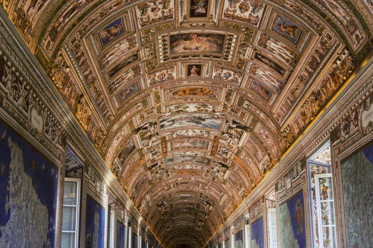Vatican museum. Roma, Italia.