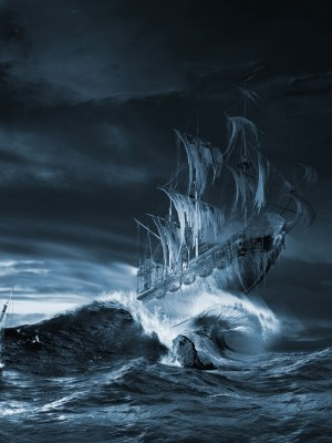 The Nineth Wave  by George Grie