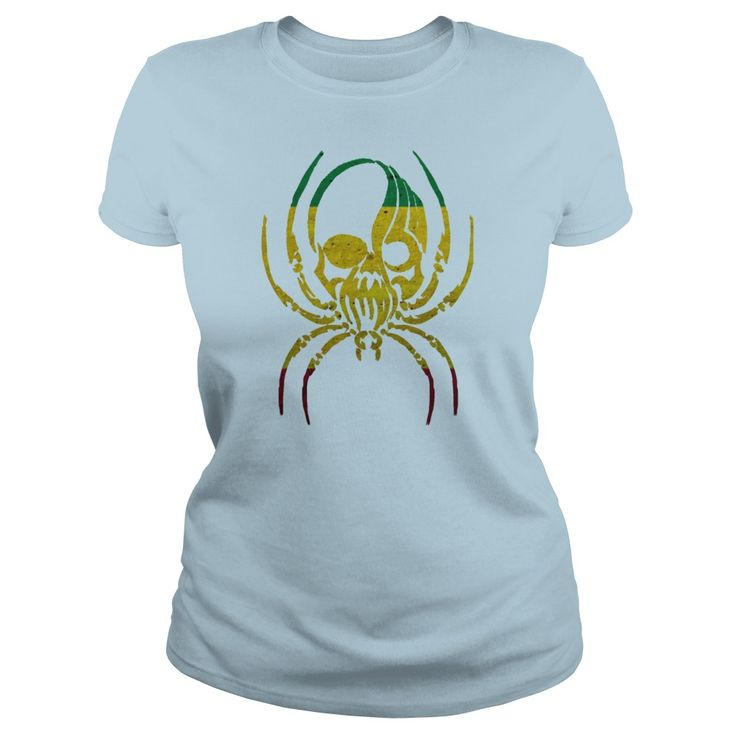 RASTA FLAG SPIDER SKULL T-Shirts #gift #ideas #Popular #Everything #Videos #Shop #Animals #pets #Architecture #Art #Cars #motorcycles #Celebrities #DIY #crafts #Design #Education #Entertainment #Food #drink #Gardening #Geek #Hair #beauty #Health #fitness #History #Holidays #events #Home decor #Humor #Illustrations #posters #Kids #parenting #Men #Outdoors #Photography #Products #Quotes #Science #nature #Sports #Tattoos #Technology #Travel #Weddings #Women