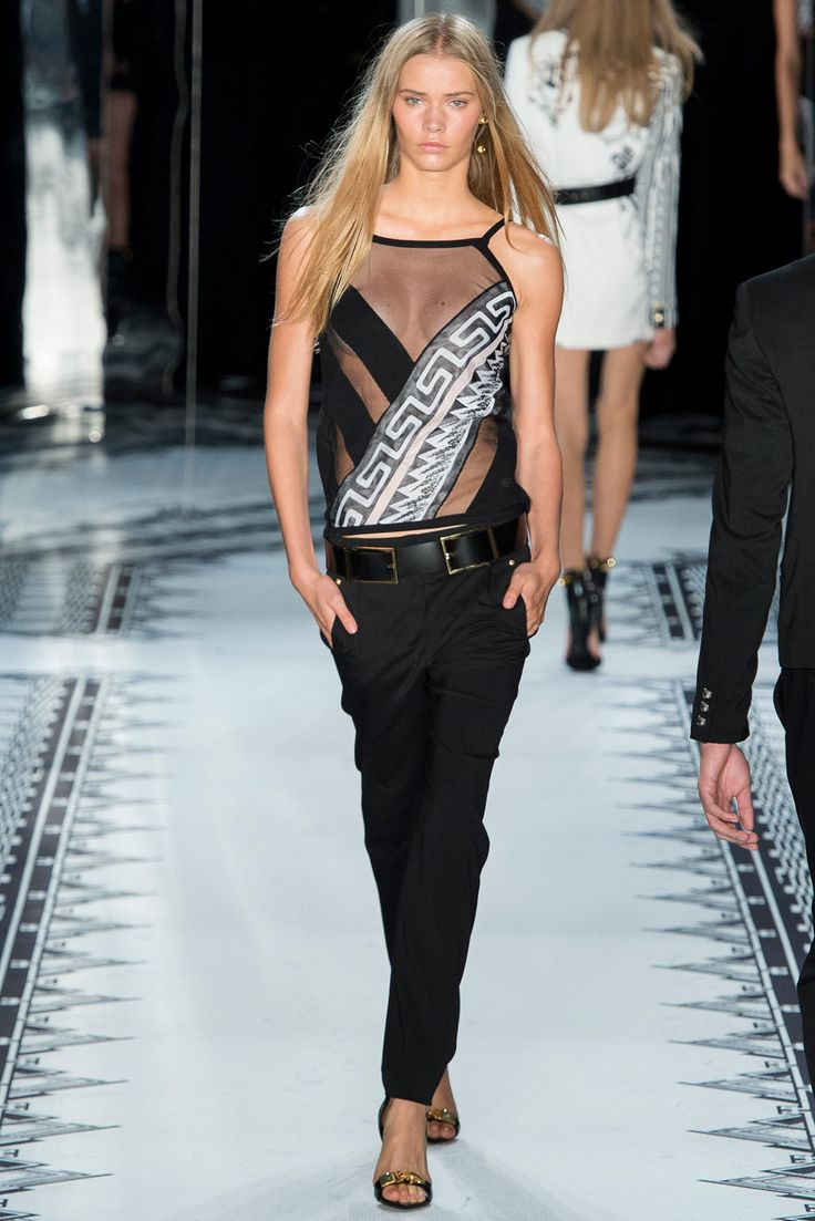 novis hotel Versus Versace Spring 2015 Ready to Wear Collection Photos   Vogue
