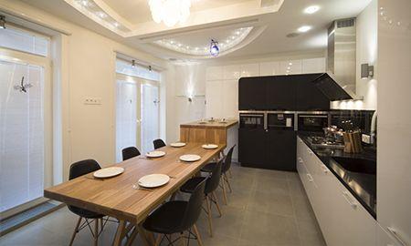Телешоу «Дачный ответ». Проект «Игра теней», #кухня, #Боярова-Мария