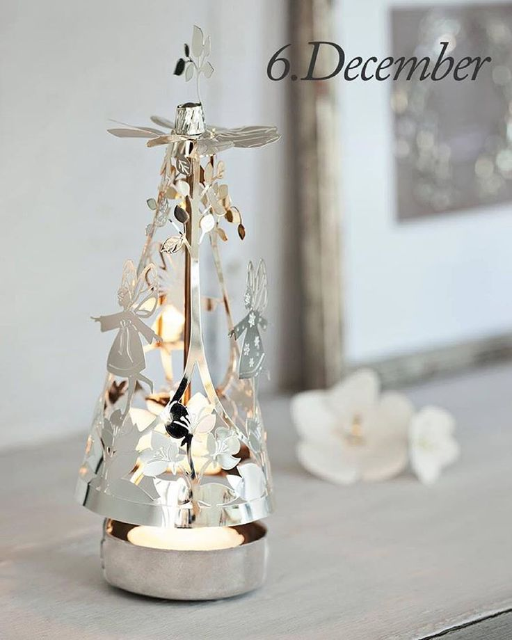 2. Advent Sunday, 6 of December. The design of the day is our beautiful Fairy-go-around, silver. Like our Facebook page & the post of the day and you might be the lucky winner! The Fairy go-round is on offer today in our web-shop www.jettefroelich.dk for 99,-dkk but for today only! (Normal price 169,-) #christmascalender #christmasgiveaway #facebook #fairygoround #christmasdecoration #jettefrölich #jettefroelich #jettefrölichdesign #jettefroelichdesign #danishdesign #scandinaviandesign
