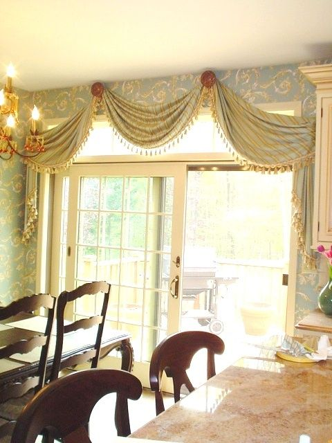 1000 Images About Victorian Window Treatments On