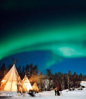 *Canadian Aurora Borealis Adventure Tour package