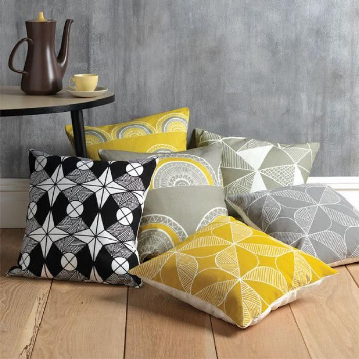 les 25 meilleures id es concernant couette jaune sur pinterest couvre lit jaune couette jaune. Black Bedroom Furniture Sets. Home Design Ideas