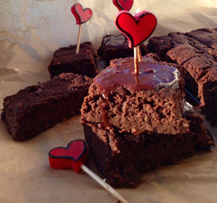 Bezglutenowe brownie z cukinią i mąką kokosową. #brownie#glutenfree#paleo#hashimotodiet#sweet#cake