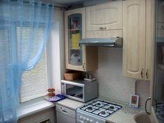 Ремонт кухни 6 метров фото..