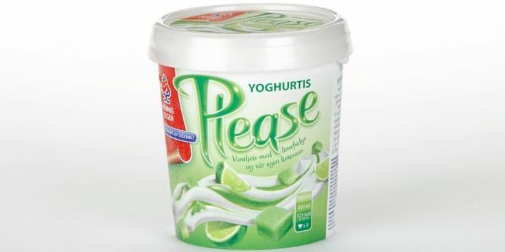 TESTET: Klikk.no har testet yoghurtiskrem på boks.=