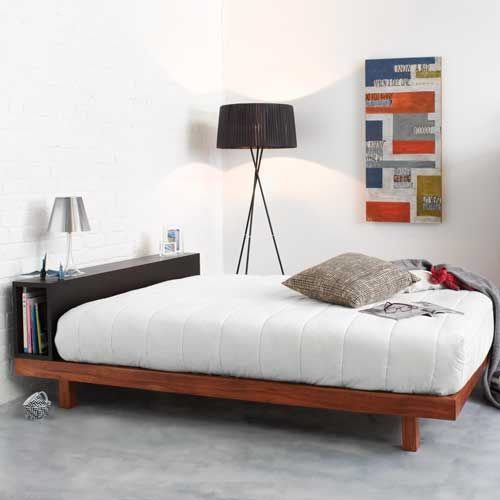 find this pin and more on bedframe - Modern Bed Frames Cheap