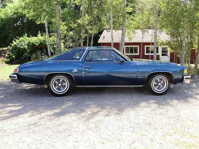 1976 pontiac lemans sport coupe 1970 39 s pontiac. Black Bedroom Furniture Sets. Home Design Ideas