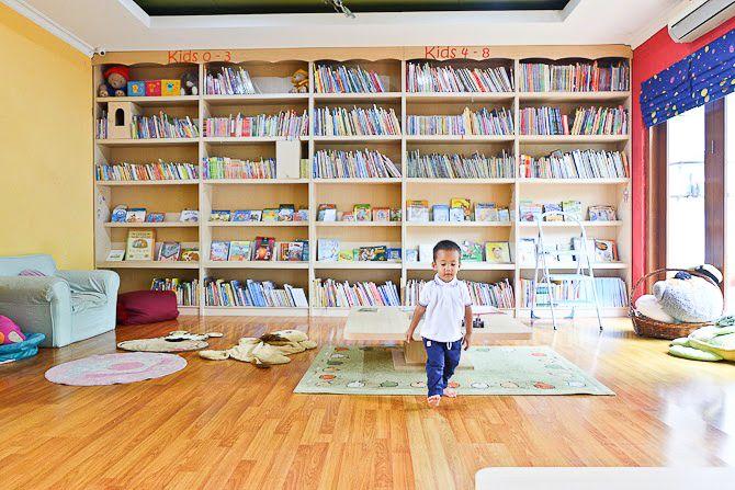 KIDS LIBRARY IN JAKARTA