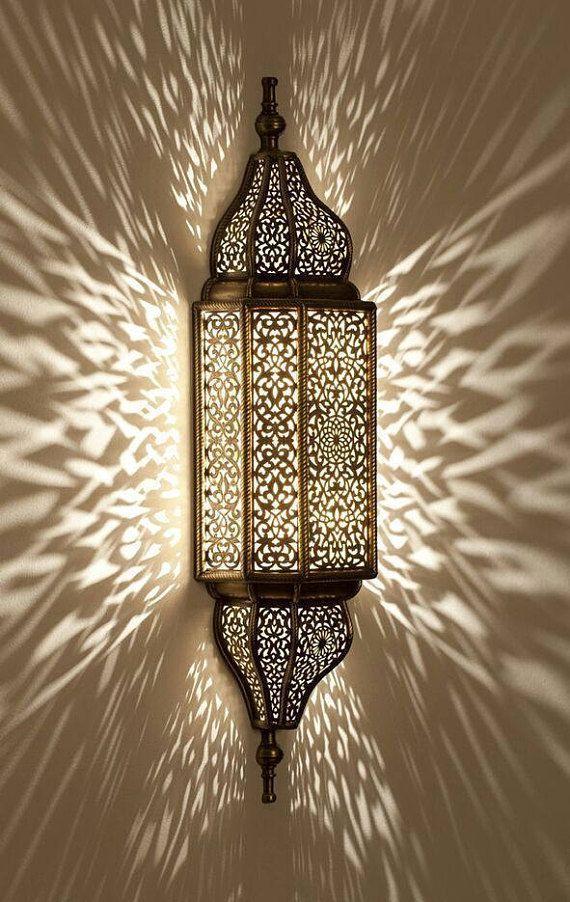 Marokkanische Wandleuchte Innenwandleuchte Wandleuchte Traditionelle Wandleuchte Marrokkaanse Decoratie Marokkaanse Lantaarns Decoraties