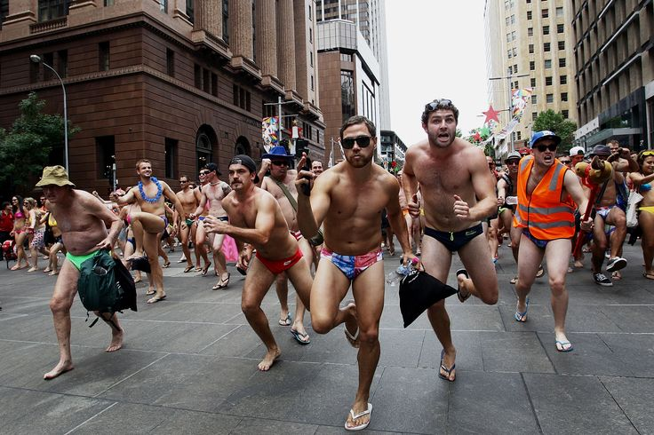#StrutTheStreets a get your gear off and strut in your swimwear fundraising event for AIME - the Australian Indigenous Mentoring Experience, which the Co-op is proud to support.