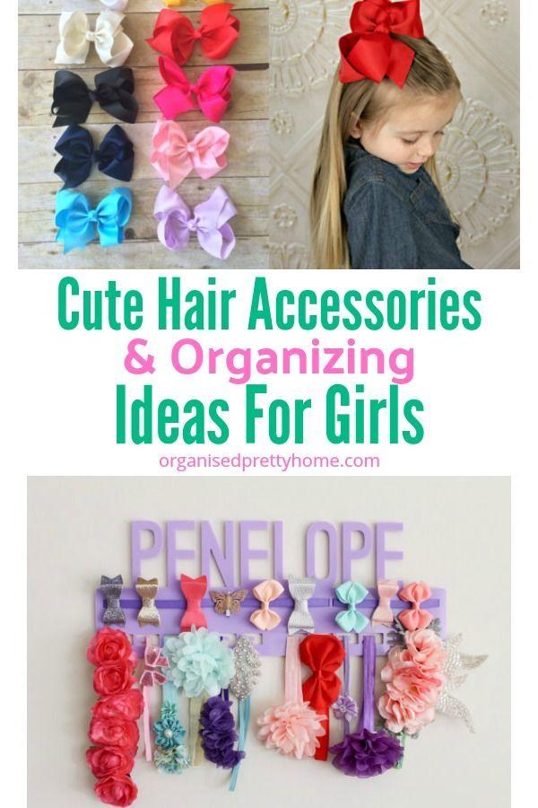 Cute Toddler Kids Ribbon Bow Hair Clip Children Girls DIY Hair Accessories