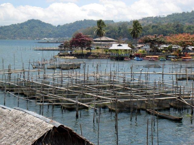 Tondano Lake Minahasa