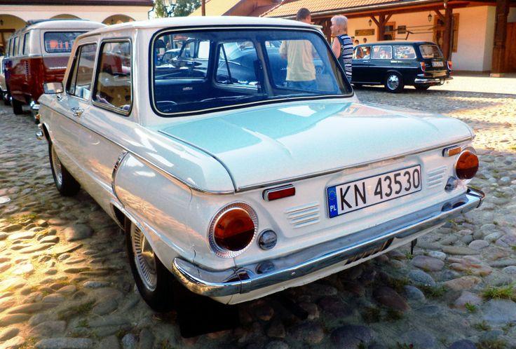 ZAZ-968 rear view