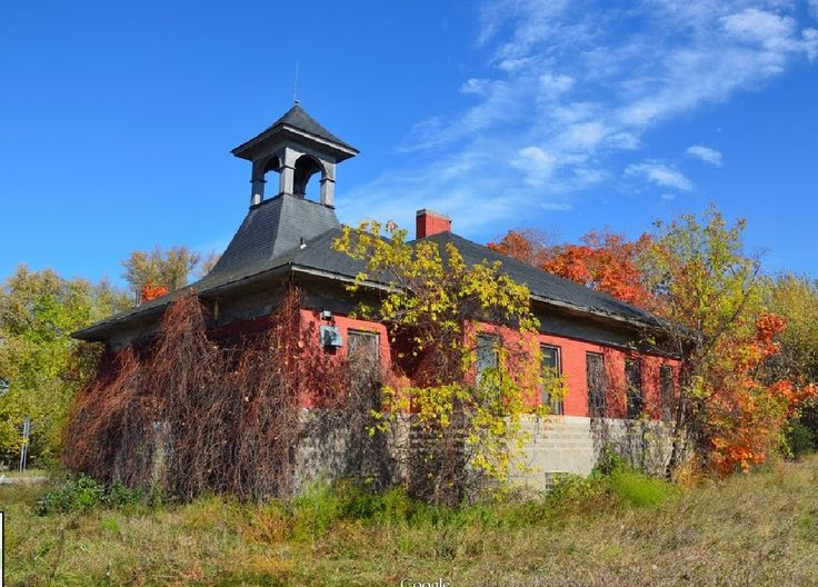 Old French School, Ludington, Michigan