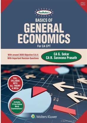 Padhuka's Basics of General Economics  #OrderNow @ www.meripustak.com/pid-150911  #PadhukasBasicsOfGeneralEconomics,  #Discount of 12%, #FreeShipping, #BestOffers #BestDeal, #BasicsOfGeneralEconomicsForCACPT, #BasicsOfGeneralEconomics, #CACPT, #GeneralEconomics, #Theory & #MCQs, #OnlineMockExaminations, #CharteredAccountant, #CABooks, #CA #CAIntermediate #CAFinal, #IPCC, #CAIPCC, #CMA, #CMAFinal, #CS, #CMAInter, #AcademicBooks, #ProfessionalBooks, #OnlineBookstore, #BuyBooksOnline in #India