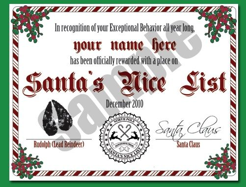 82 best Places to Visit images on Pinterest Certificate, Nice - printable christmas certificates