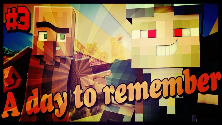 Minecraft  A Day To Remember #3  The Rabbit