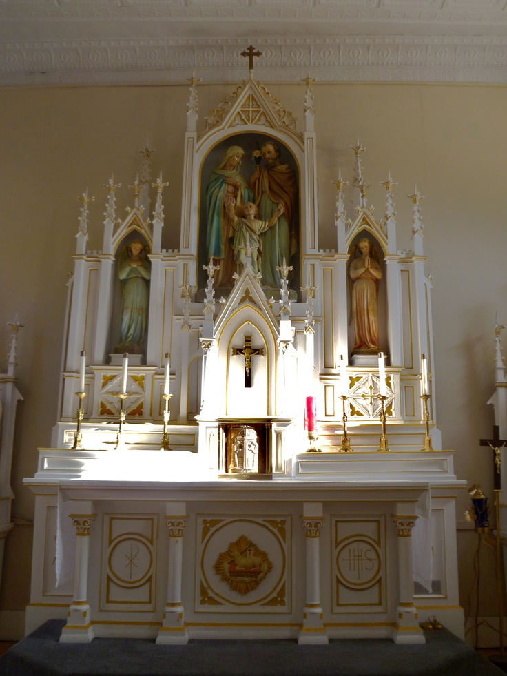 Holy Family Catholic Church Jerome Az Trip To Grand