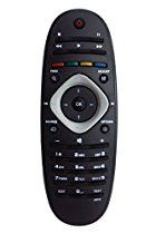 Vinabty New Replaced remote fit for PHILIPS Blu-ray DVD player