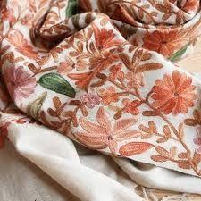 「インド カシミール地方 ウール刺繍」の画像検索結果