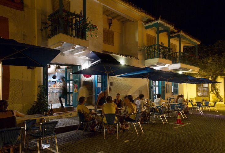 La Cevicheria Night