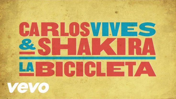 Carlos Vives, Shakira --- La Bicicleta ∾∾ Shakira Isabel Mebarak Ripoll http://www.shakira.com/home