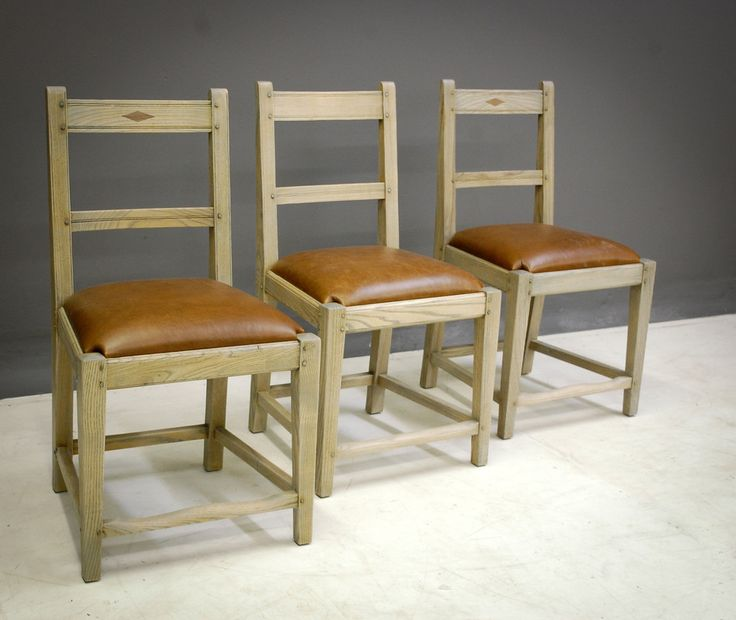 Sandveldt Chairs with Drop in Seats