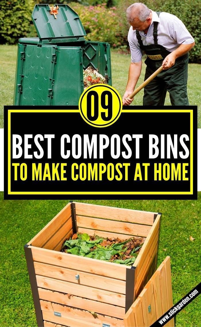 how to build a compost bin at home