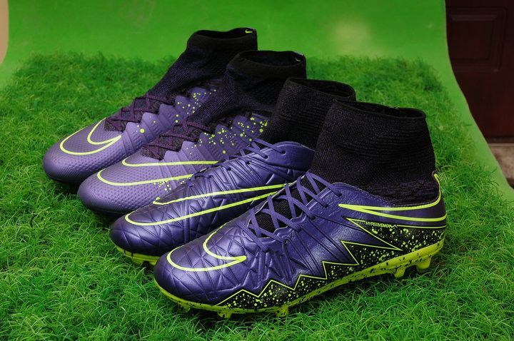 cheap Hypervenom Superfly cleats NIKE ELECTRO FLARE PACK at topflightcleats.co.uk