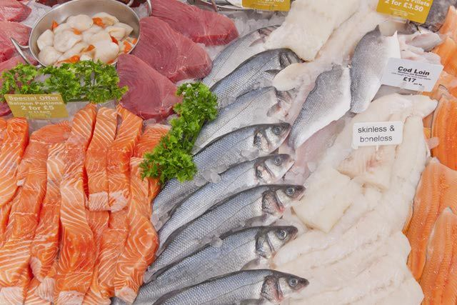 Watch out for mercury in your seafood! Before You Buy Fish, Check This List