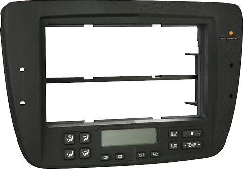 Metra - Dash Kit for Select 2004-2007 Ford Taurus/Mercury Sable electronic controls - Multi