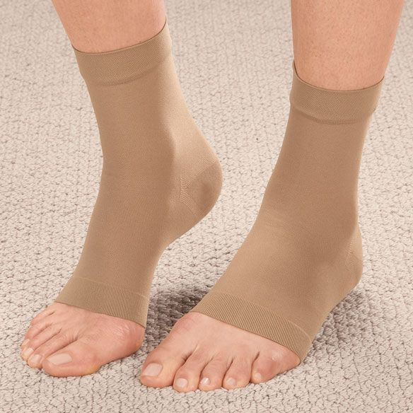 Ankle Compression Sleeve, 1 Pair