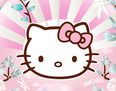"""Check out new work on my @Behance portfolio: """"Hello Kitty * Home Accessories"""" http://on.be.net/18z041K"""