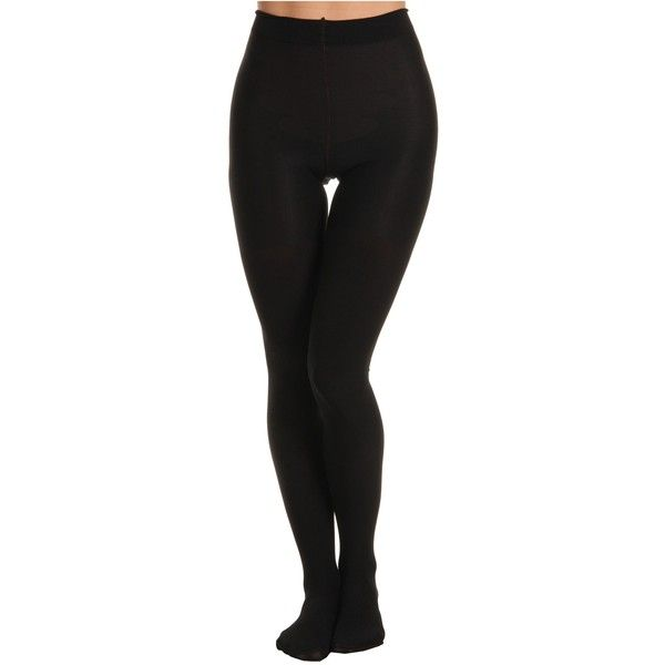 Spanx Tight-End Tights Reversible Hose, Black ($21) ❤ liked on Polyvore featuring intimates, hosiery, tights, black, spanx pantyhose, black tights, spanx?? hosiery, spanx stockings and black hosiery