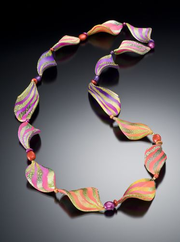 Elise Winters - Contemporary Art Jewelry and Sculpture in Polymer Clay