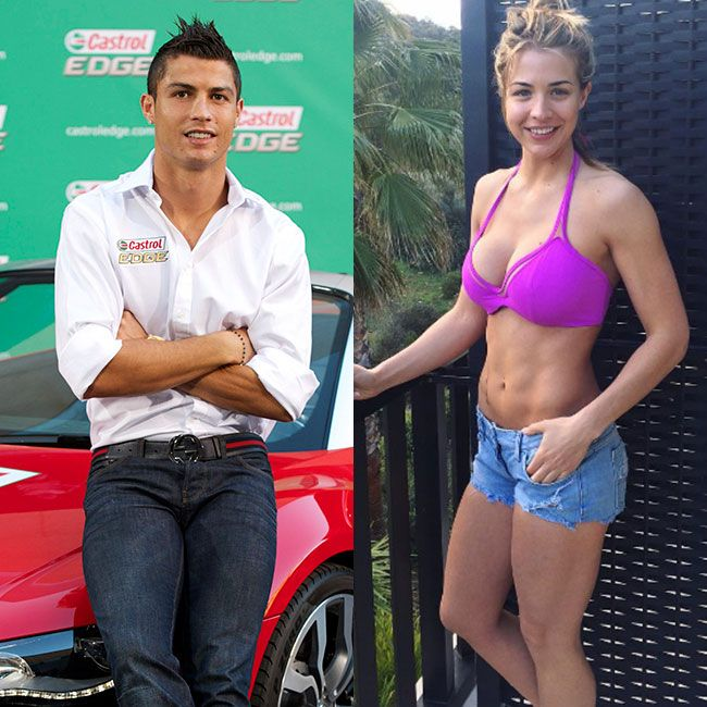 Gemma Atkinson reveals details of her first date with Cristiano...: Gemma Atkinson reveals details of her first date with… #GemmaAtkinson