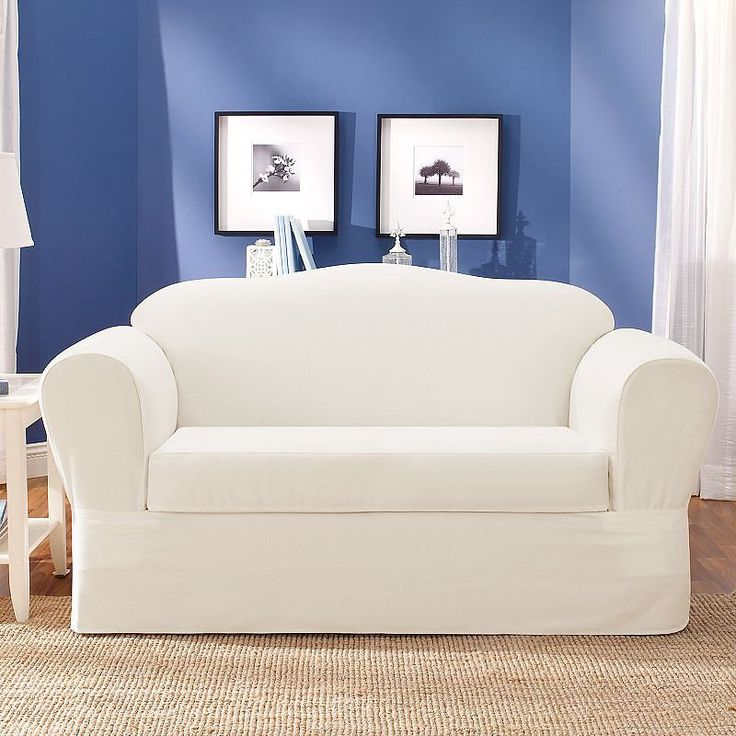 sure fit loveseat slipcover