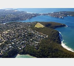 Clontarf and Balgowlah Heights to Manly Aerial Photos | Airview Online