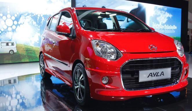 Spesifikasi Daihatsu Ayla, Mobil Berkualitas Harga Murah