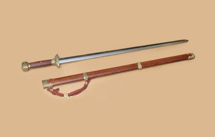 Espada de Tai-Chi - ARTESANÍA TRINIDAD C.B.