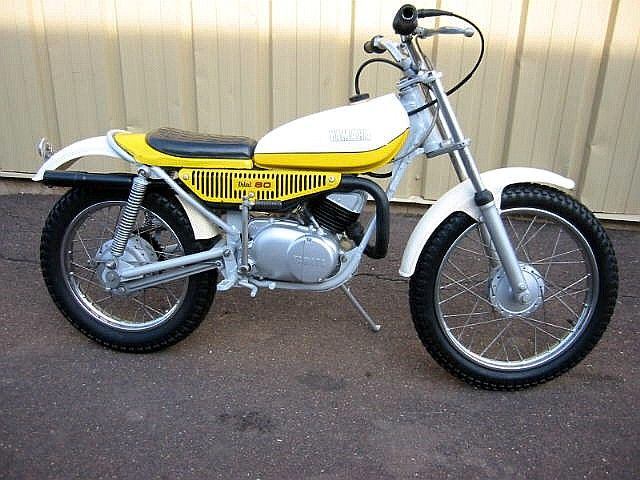 What 39 s the first motorcycle you ever rode page 2 ar15 for Yamaha trials bike