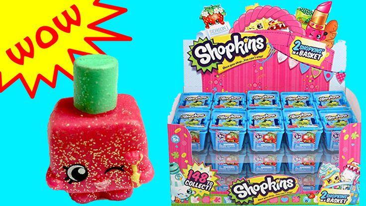 www.youtube.com/user/disneytoybox?sub_confirmation=1 Shopkins Blind Baskets with ULTRA RARE Shopkins #Shopkins #SurpriseToys #toys
